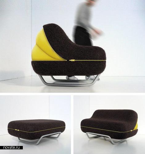 Кресло с сюрпризом