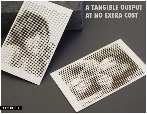 Ударь по камере – распечатай снимок!