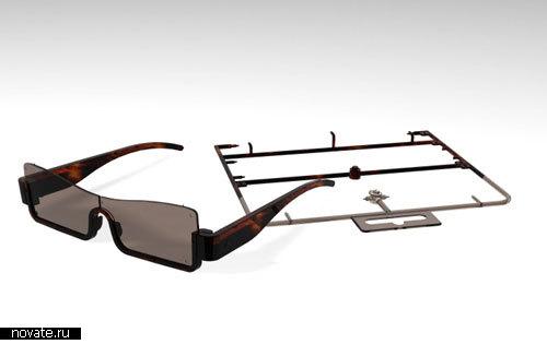 Солнечные очки-паззл