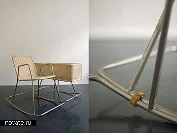 Кресло-качалка «Re-set»