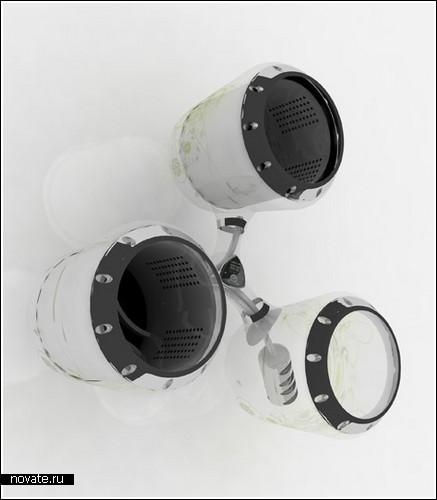 Стиральная машина, фильтрующая воду