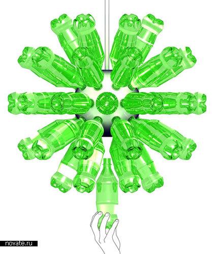 Еще одна удачная и красивая идея применения пластиковых бутылок, которая заставит лишний раз задуматься перед их...