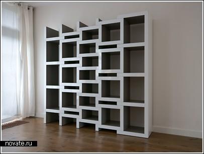 Раздвижной шкаф отлично экономит место