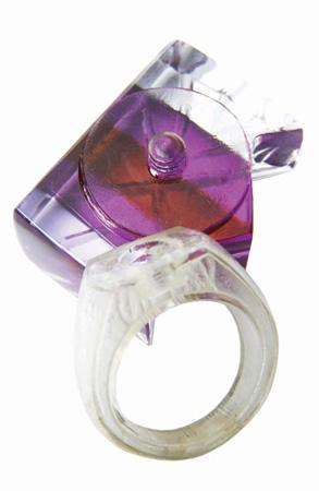 кольца с ароматом от Johanna Jansson