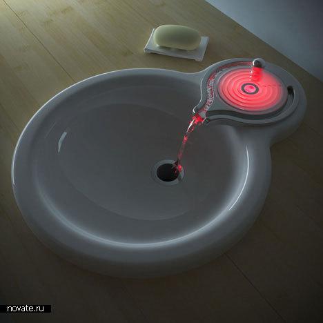 Кран для ванной Ripple