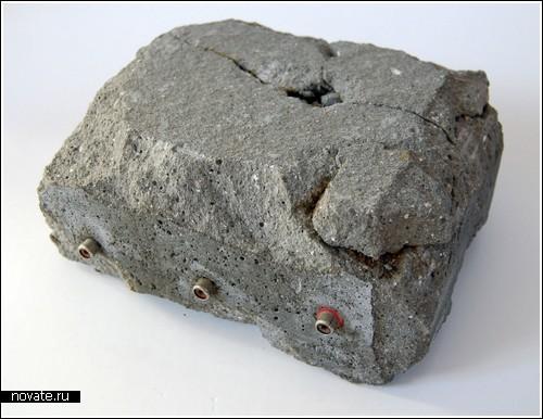 «Каменное» радио от Guus Oosterbaan