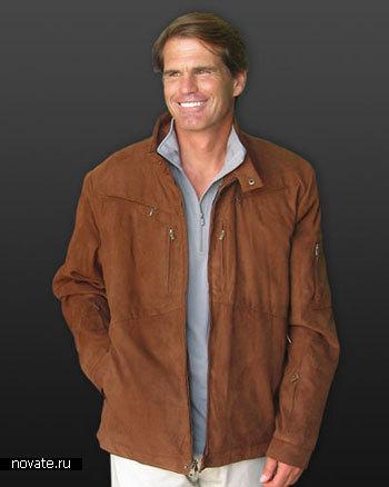 Куртка с 39 потайными карманами