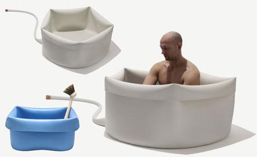 Мягкая ванна от Ole Jensen