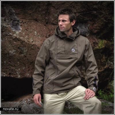 Куртка-рюкзак