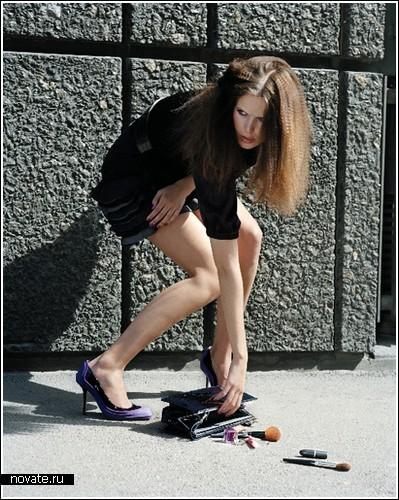 Галоши для обуви на высокой шпильке
