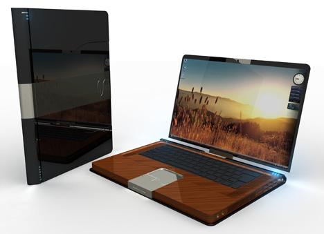 ноутбук от Simon Enever