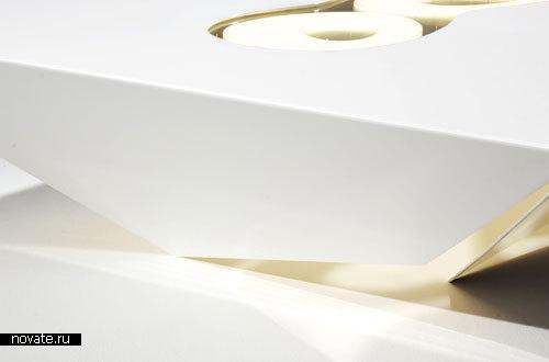 Светильник «Lightbird» от компании SAAZS