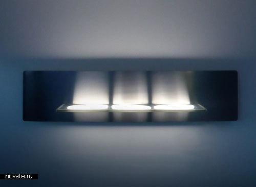 Светильник «Wallover» от компании SAAZS