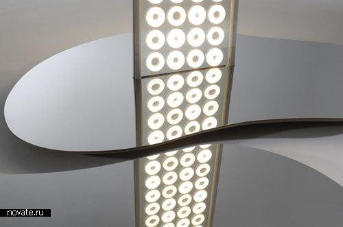 Светильник «Flaq» от компании SAAZS