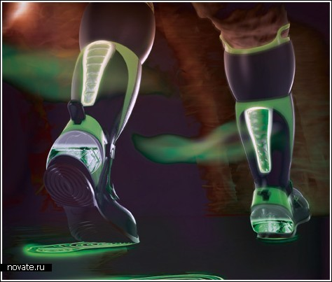 Просто идите по следу! или Новые ботинки для пожарников