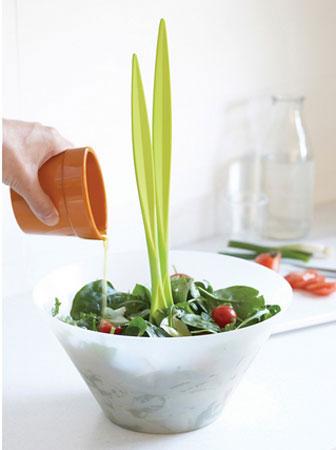 Горшок для салата от Black + blum