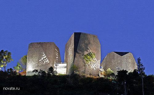 Библиотека в Santo Domingo