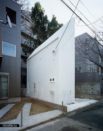 Жилой дом в Японии