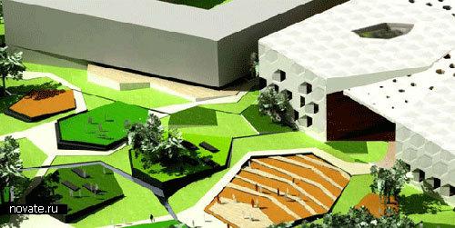 Проект гостиницы от компании Schmidt Hammer Lassen