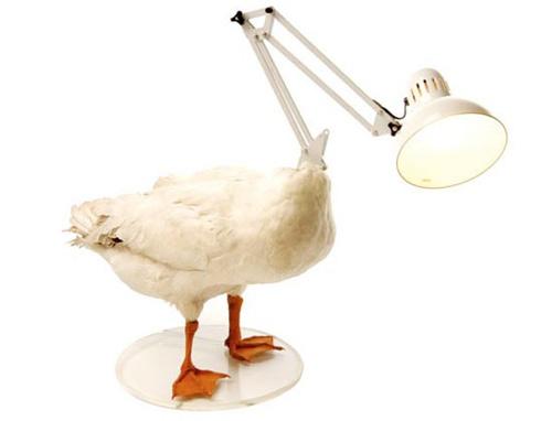 лампа от Sebastian Errazuriz