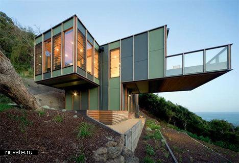 Дом «Separation Creek House»