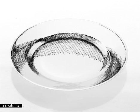 Мебель и посуда от Front Design Studio
