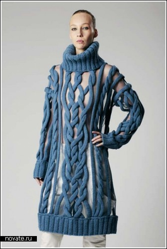 Красивые косы схемы вязания - отличного качеста.