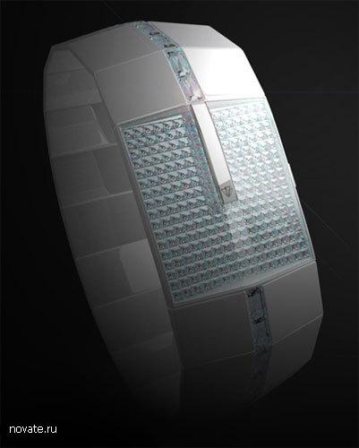 Высокотехнологичные наручные часы «Сияние»