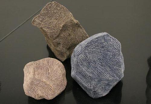 глиняные скульптуры от Jessie Lim