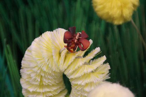 искусственный сад от Donna Ong