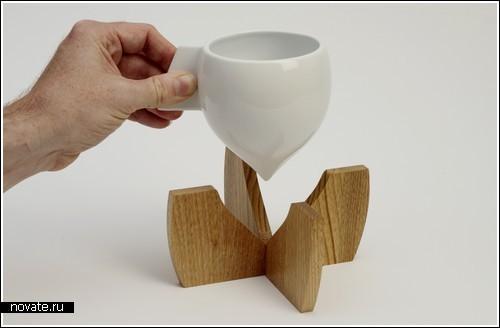 Неустойчивая чашка «Skasa»