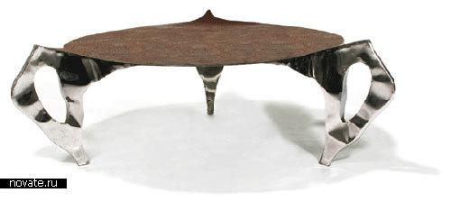Коллекция мебели от Dennis Slootweg