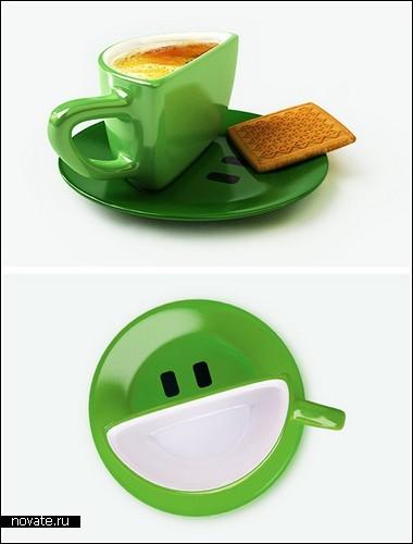 Чашки-смайлики