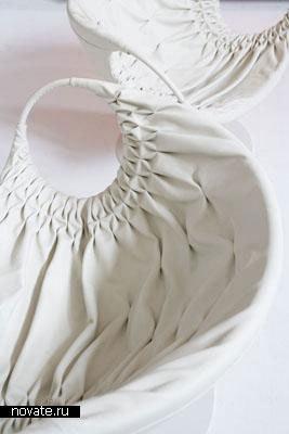 Кресло «Smock» от Patricia Urquiola