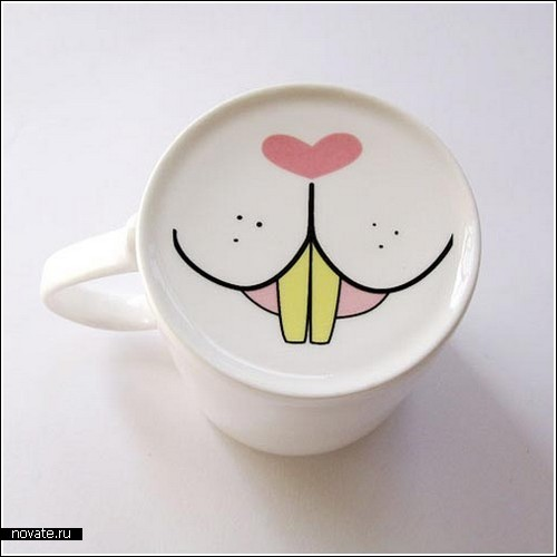 Чашки с мордашками