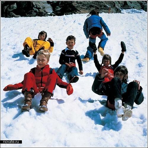 Детские штанишки с ледянкой в придачу