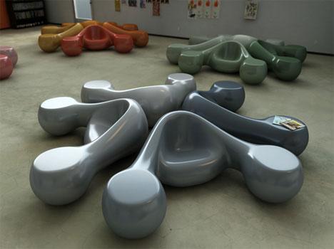 Мебельная установка от Tab Turnmire