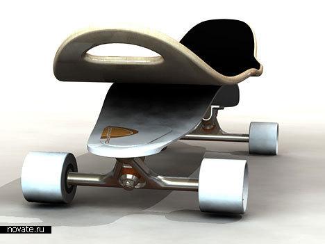 Новые модели скейтбордов