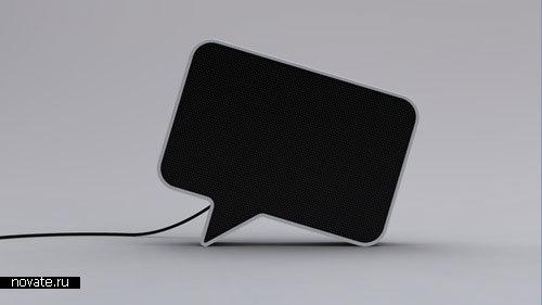 Акустическая система «Speak-er»
