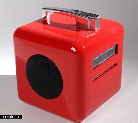 Акустическая система «SpeakerBox»
