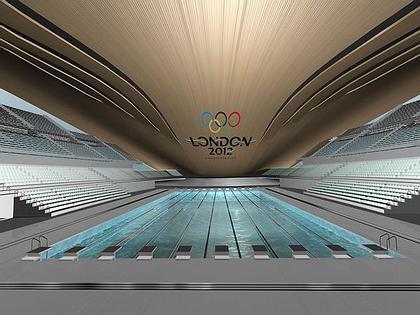 Спорткомплекс в Лондоне