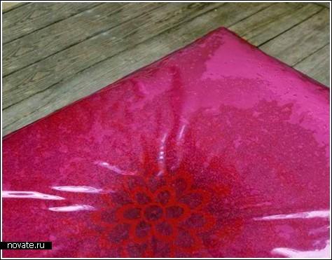 Хлюпающий коврик