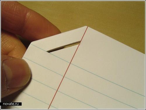 Что можно сделать из бумаги и степлера своими руками