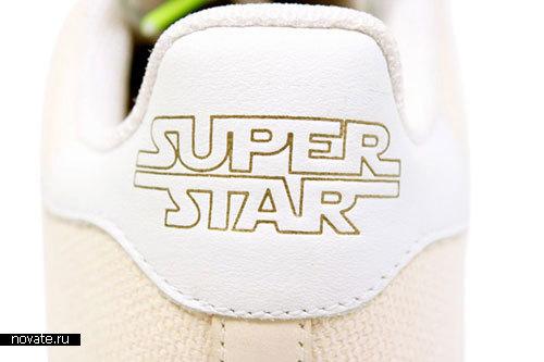 Кеды для поклонников «Звездных войн» от Adidas