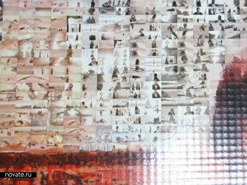 Мозаика из скриншотов от Avinash Arora