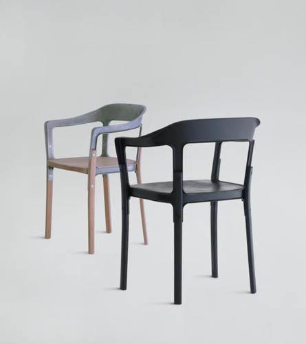 стул от братьев Bouroullec