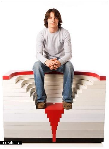 Ступенчатый трон