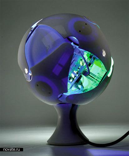 Лампа, зависящая от дневного света