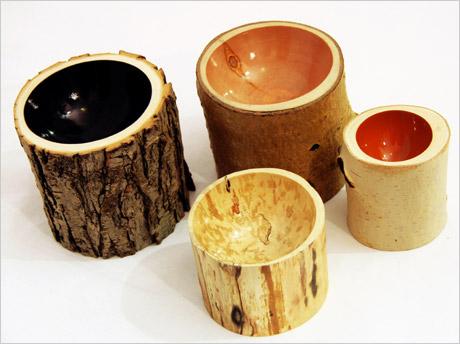 Миски из дерева, Канада