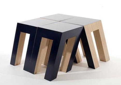 стулья от Anna Bullus
